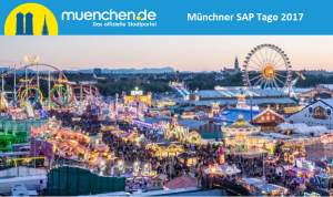 Münchner SAP_Tage 2017 (Bildquelle: München.de, modifiziert)