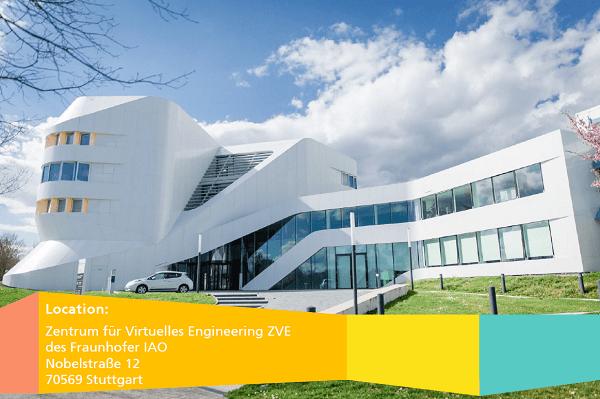 ZVE (Zentrum für virtuelles Engineering) des Fraunhofer IAO