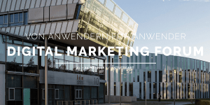 Digital Marketing Forum 2018 in Stuttgart