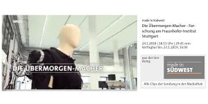 Übermorgenmacher am Fraunhofer IPA