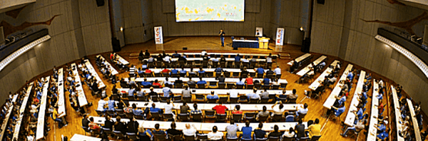 Java Forum Stuttgart - Plenum