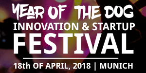 Year of the Dog 2018 - Innovation and Startup Festival