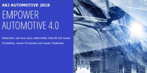 AKJ Automotive 2018 - Empower Automotive 4.0