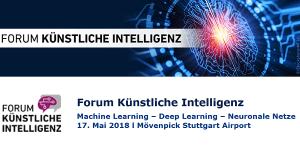 Forum Künstliche Intelligenz in Stuttgart