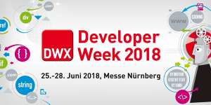Developer Week 2018 (DWX 2018) in Nürnberg