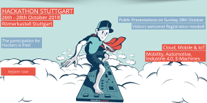 Hackathon Stuttgart 2018