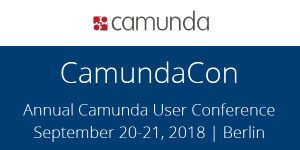 CamundaCon 2018 in Berlin