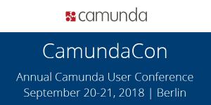 CamundaCon 2018 in Berlin