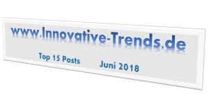 Top 15 Posts im Juni 2018