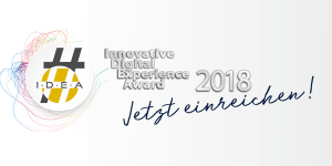 IDEAward 2018 - Digitale Champions