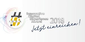 IDEAward 2018 - Digitale Champions
