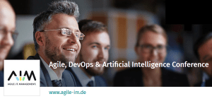 Agile, DevOps & Artificial Intelligence Conference in Hannover