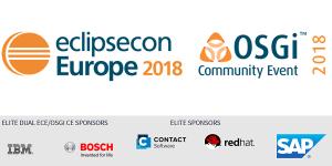 EclipseCon Europe 2018 und OSGi Community Event 2018 in Ludwigsburg bei Stuttgart