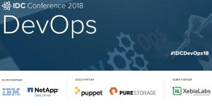 IDC DevOps Conference 2018