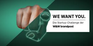 W&W brandpool Startup Challenge