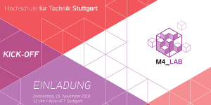 M4_LAB Kick-Off am 15.11.2018