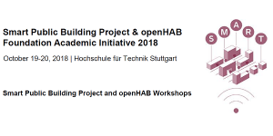 Smart Public Building Project & openHAB Foundation Academic Initiative