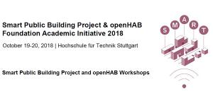 Smart Public Building Project & openHAB Foundation Academic Initiative