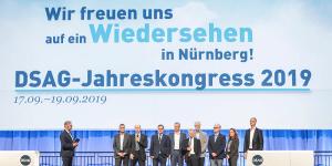 DSAG Jahreskongress 2019 in Nürnberg