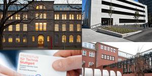 HFT Stuttgart - Hochschule im Herzen von Stuttgart