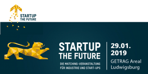 STARTUP THE FUTURE 2019