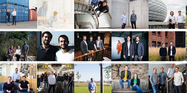 The Hundert Vol. 11 - Die 100 innovativsten Startups in Deutschland (u.a. mit PACE)