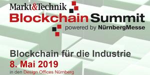 2. Markt&Technik Blockchain Summit 2019 - Blockchain für die Industrie