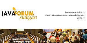 Java Forum Stuttgart 2019 (JFS 2019)