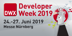 Developer Week 2019 in Nürnberg