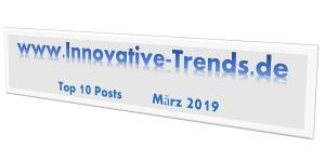 Top 10 Posts des März 2019