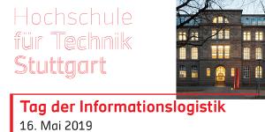 Tag der Informationslogistik 2019 an der HFT Stuttgart