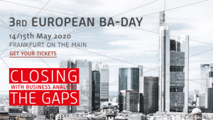 3rd European Business Analysis Day 2020