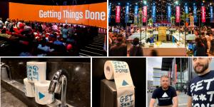 Momentum.Earth - Startup der HFT Stuttgart auf dem GTD Summit 2019