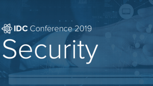 IDC Security Conference 2019 in Frankfurt und Zürich