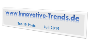 Top 10 Posts im Juli 2019