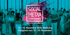 Social Media Conference 2019 in Hamburg