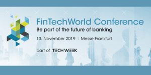 FinTechWorld Conference 2019 in Frankfurt