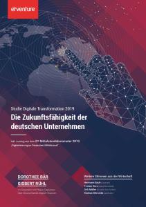 Digitale Transformation 2019 - Studie von etventure