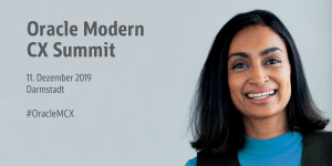 Oracle Modern CX Summit 2019 in Darmstadt
