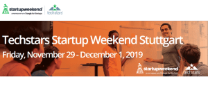 Startup Weekend Stuttgart 2019