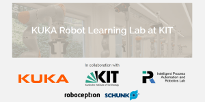 KUKA Robot Learning Lab at KIT