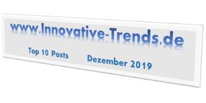 Top 10 Beiträge Dezember 2019
