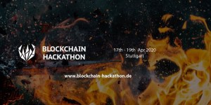 Blockchain Hackathon 2020 in Stuttgart