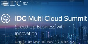IDC Multi Cloud Summit 2020