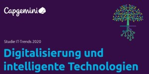 IT-Trends 2020 - Studie von Capgemini