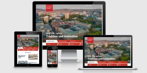 Neue Webseite der HFT Stuttgart