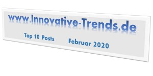 Top 10 Posts im Februar 2020