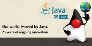25 Jahre Java - #MovedByJava