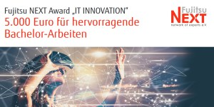 Fujitsu NEXT Award IT Innovation