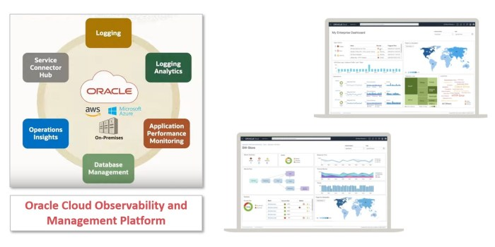 Oracle Cloud Observability and Management Platform